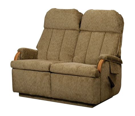 loveseat with recliners lambright relaxor loveseat recliner airstream ideas