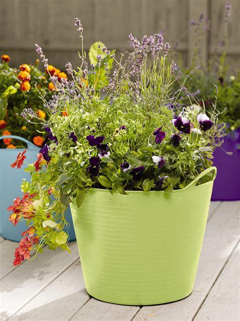 watering tubtrug planter gardeners supply company