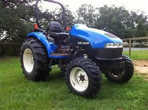 New Holland Tc35  Tc35d  Tc40  Tc40d  Tc45  Tc45d Tractor