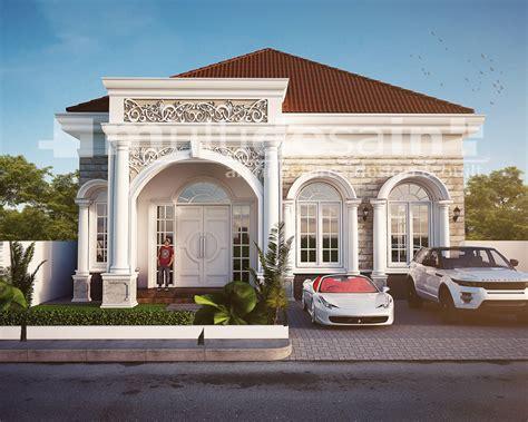 gambar model rumah mediterania  lantai interior rumah