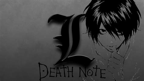 Death Note L Wallpapers Mobile  Anime Hd Wallpaper