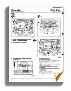 Fiat Bravo Brava Repair Service Manual And Wiring Diagrams 2