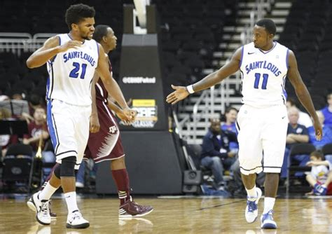 Saint Louis A Scary Opponent For Ku