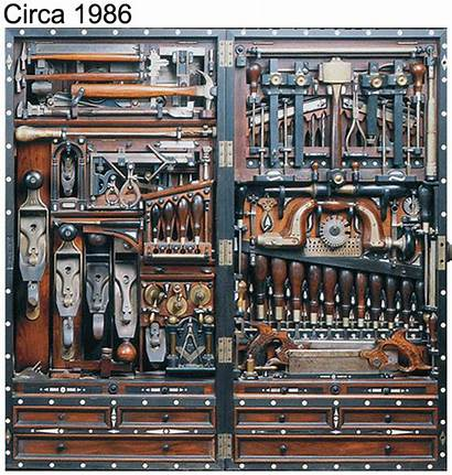 Studley Tool Chest Woodworking Tools Fine Toolbox