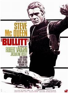 Movie Poster - m01 - Bullitt