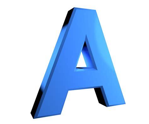 letter a png png park high res png files 3d alphabet letters png 37457
