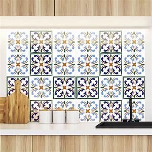 Stickers Carreaux De Ciment Cuisine : 9 stickers carreaux de ciment lagos cuisine carrelages ~ Melissatoandfro.com Idées de Décoration