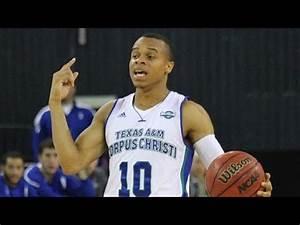 Men's Basketball: Texas A&M-Corpus Christi Guard John ...