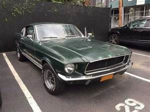 1967 Ford Mustang A-code Fastback Dark Moss Green for sale Brooklyn, | Used Cars for Sale