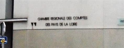 chambre r馮ionale des comptes pays de la loire les communes bretonnes et leurs fonctionnaires une