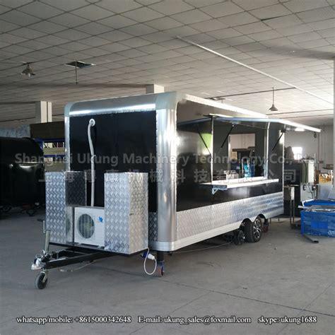 cuisine mobile aliexpress com buy shanghai ukung fast food trucks