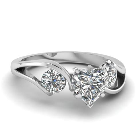 Heart Diamond Wedding Ring inexpensive ? navokal.com