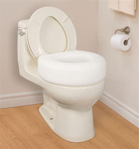siege de toilette siège de toilette surélevé économique par aquasense
