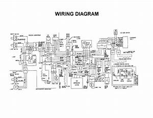 Wiring Diagram Diagram  U0026 Parts List For Model Frs26zghw1