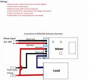 Wiring Diagram Voltmeter Car