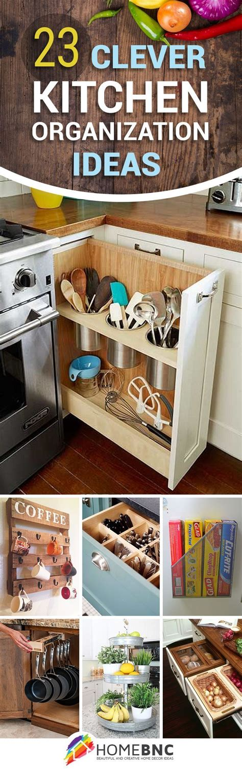 Diy Apartment Organizing Ideas by Best 25 Apartment Kitchen Organization Ideas On