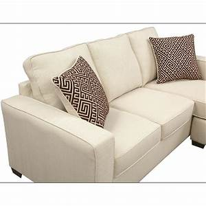 sterling beige queen innerspring sleeper sofa w chaise With value city sectional sleeper sofa