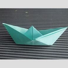 How To Make Paper Boat Step By Step Easy At Home 2015 New (diy) Youtube