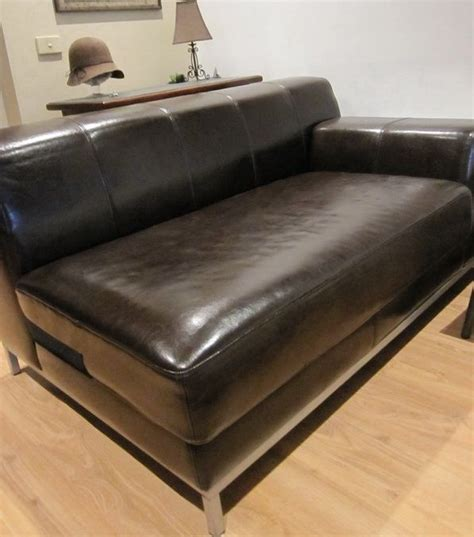 canap kramfors ikea leather slipcover by comfort works ikea kramfors