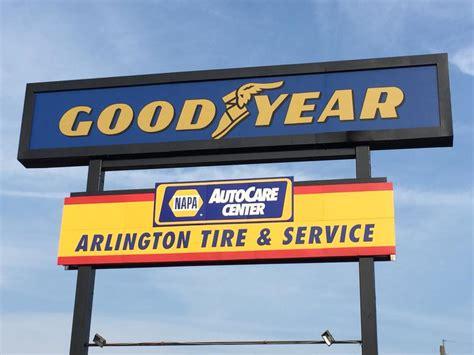 arlington tire service center  jacksonville fl