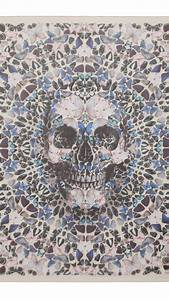 Damien Hirst and Alexander McQueen Scarf Collaboration on ...