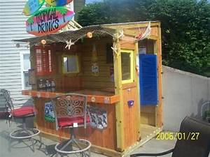 Diy Tiki Bar Plans - WoodWorking Projects & Plans
