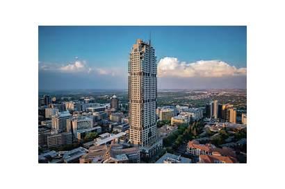 Leonardo Africa Buildings South Tallest Building Behind
