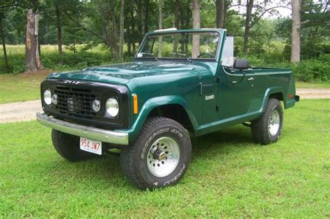 1973 jeep commando sell used 1973 jeep commando 4x4 convertible with softop