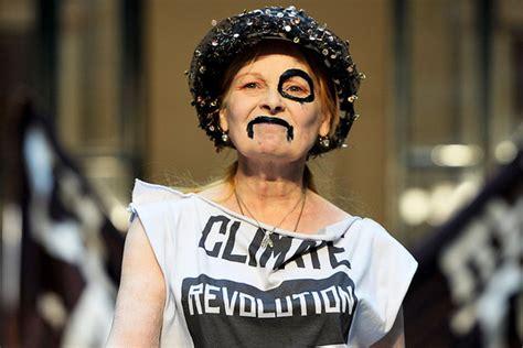 vivienne westwood talks climate change china  kate