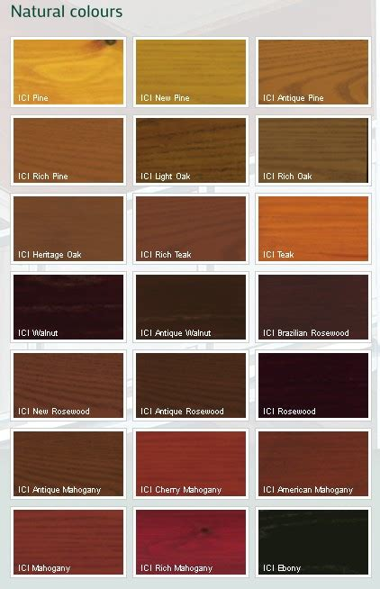 wood color paint dulux trade classic select woodstain custom mixed colours