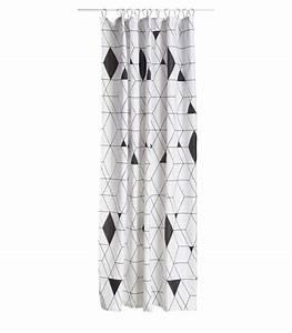 rideau blanc et noir 28 images rideaux salon noir et blanc dootdadoo id 233 es de conception
