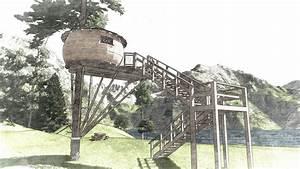Constructeur Cabane Dans Les Arbres : cabane dans les arbres constructeur artconcept bois ~ Dallasstarsshop.com Idées de Décoration