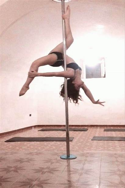 Pole Dancing Moves Dance Fitness Awesome Yoga