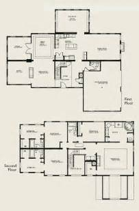 inspiring floor plans two story photo two story house plans