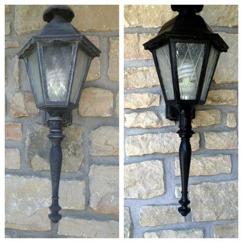 painting outdoor light fixtures light fixtures design ideas