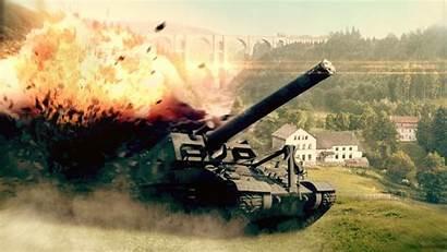 Tanks T92 Spg Wallpapers Desktop Mobile Backgrounds