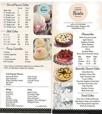 pin   slay  advice board cake pricing cake