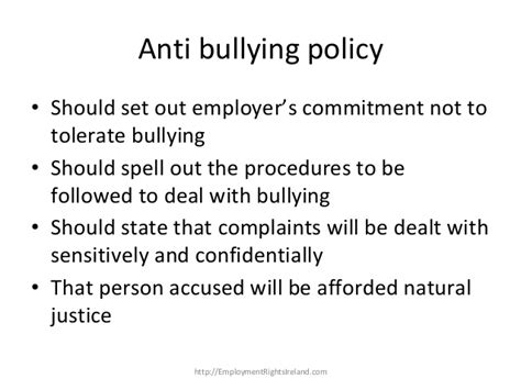 Bullying And Harassment Policy Template Images Template Bullying And Harassment Policy Template Image Collections