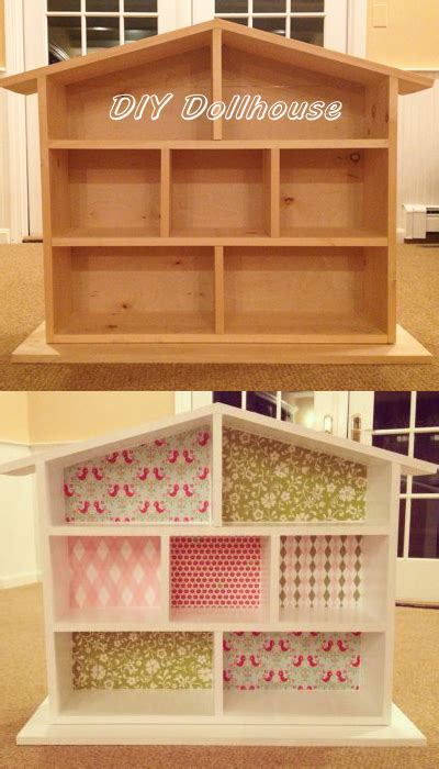 entertaining diy dollhouse projects  children  love