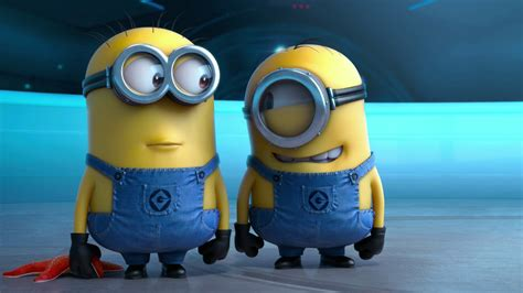 "The ""minions"" Were Created By The Illuminati As A Cute Way"