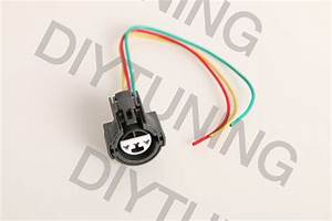 New Map Sensor Wiring Plug Engine Harness Honda Civic Crx