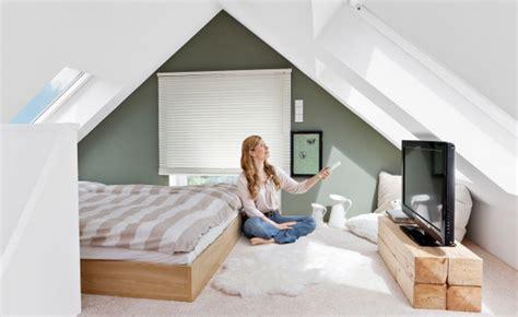 Dachgeschosswohnung einrichten