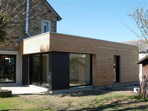 extension agrandissement ossature bois rennes ille et vilaine menuiserie r 233 novation bois