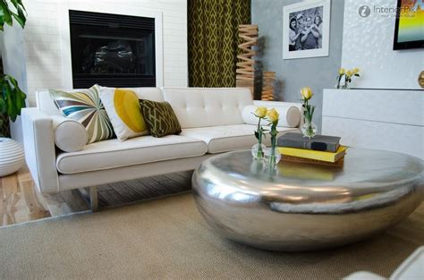 Living Room Tables : Modern Coffee Tables To Complete Your Living Room