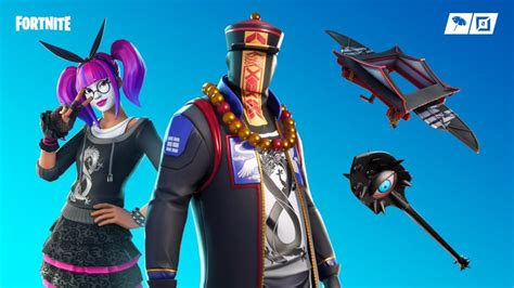 boutique fortnite du  janvier millenium
