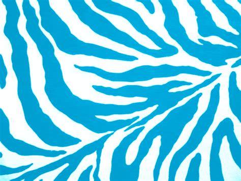 Blue Animal Print Wallpaper - blue zebra print images clipart best