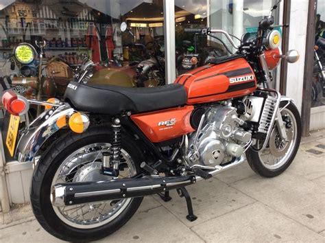 1975 Suzuki Re 500 500cc
