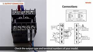 Autonics Tutorial   Temperature Controllers Tzn    Tz Series