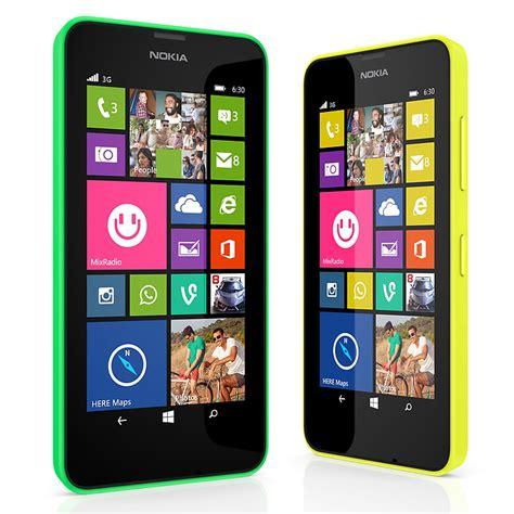 nokia lumia 630 smartphones microsoft uk