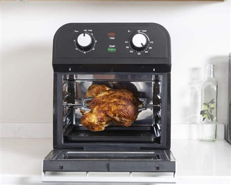 toaster chef xl fryer air ovens deco forbes